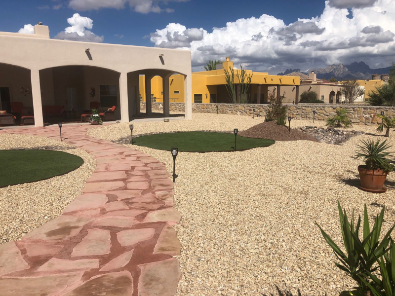 Brainard S Greenscapes Landscaping Professionals In Las Cruces Nm